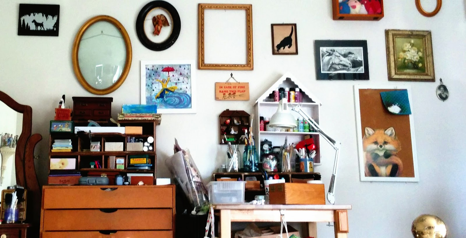 Where Women Create, Craft Space