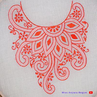 Stitching tutorial for women's dress, how stitch a dress design