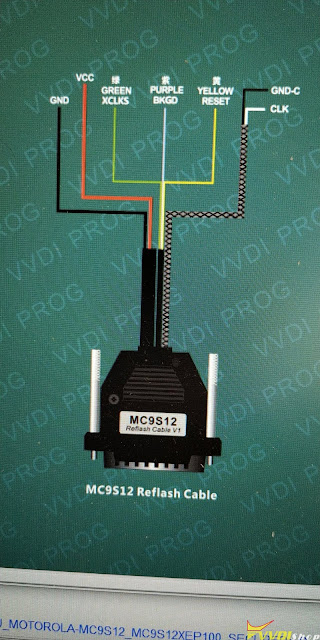 Xhorse VVDI Prog MC9S12XEP100 Secured 2