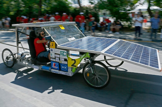 Кипрские гонщики показали что бюджетные солнечные машины имеют солнечное будущее