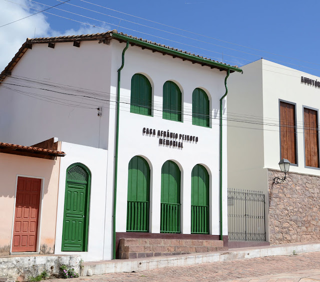 Turismo Cultural Casa Afranio (Foto: Branco Pires)