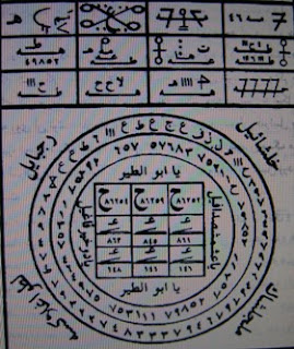 أكبر مكتبة مخطوطات روحانية في النت - الشيخ برهتية
