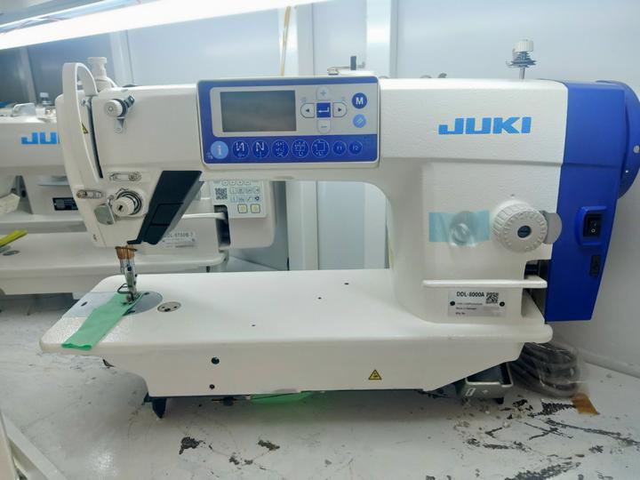 Các bộ phận của máy may công nghiệp 1 kim quy trình sản xuất vải Chiffon