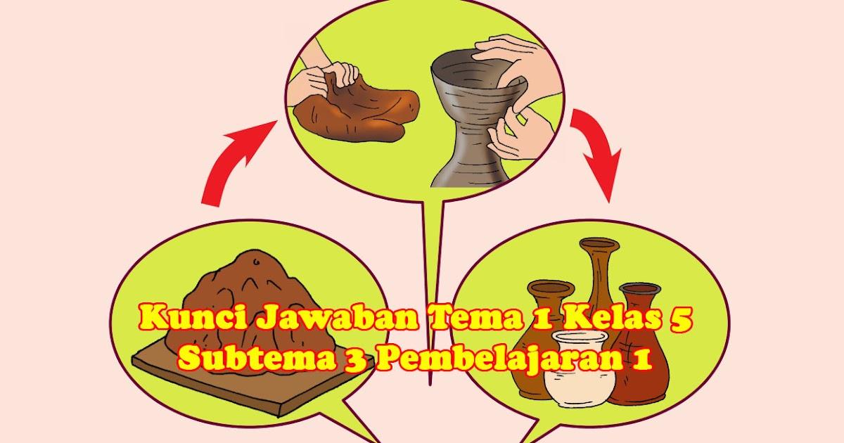 Kunci Jawaban Buku Siswa Tema 1 Kelas 5 Halaman 123 127 128 129 Sanjayaops