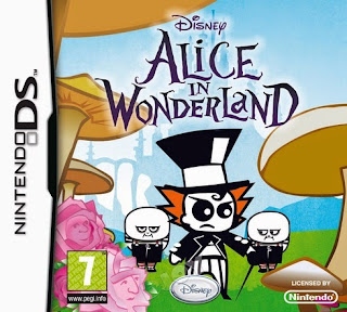 Alice in Wonderland, nds, español, mega