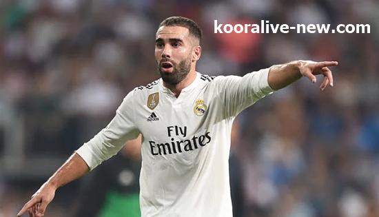كارفاخال يكشف عن موقفة من انضمام مبابي لريال مدريد