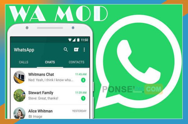 whatsapp mod apk download wa mod
