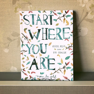 Start Where You Are - Kisisel Gelisim Icin Bir Gunluk (Kitap)