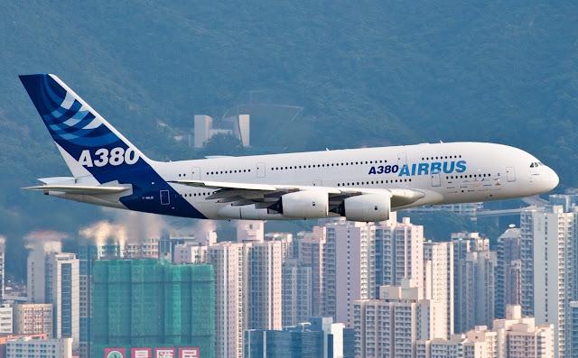Airbus A380-800 Series