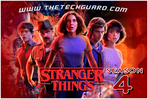 Stranger Things Season 4 Release Date Announced | Download Free Netflix Movies And Web Series |