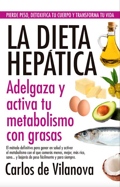 Dieta disociada limpieza higadon