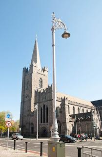Citytrip dans Dublin - St Patrick's cathedral