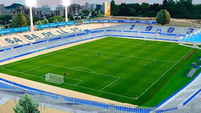 PES 2021 Stadium Nova Creu Alta