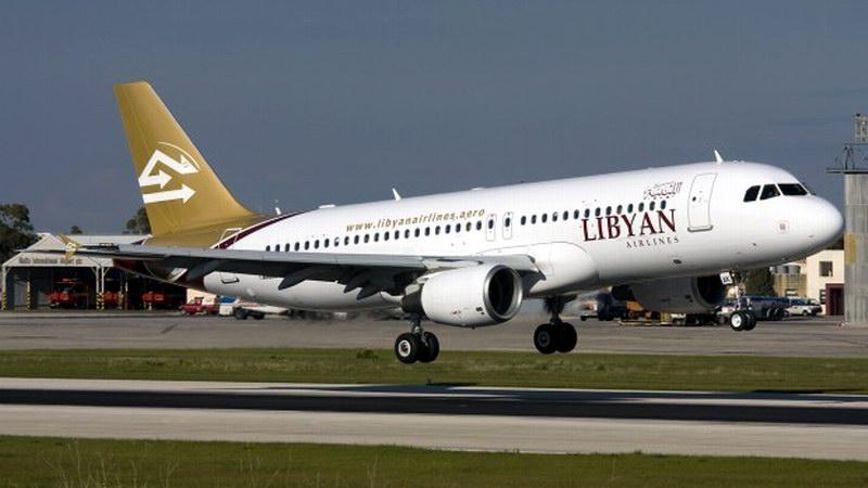 الخطوط الجوية الليبية Libyan Airlines