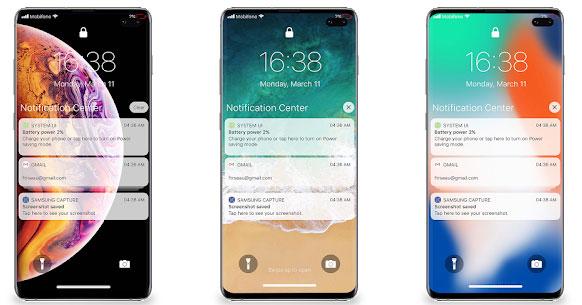 هل يمكن تثبيت iOS على هاتف أندرويد؟