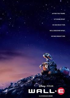 film animasi wall e, wall-e, film wall--e, film robot, sinopsis film wall e