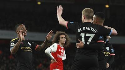 Highlight Premier League 2019/2020 Gameweek 17