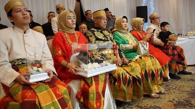 Para Tokoh Nasional dan Ulama Hadiri Pernikahan Putra Kiai Said Aqil Siradj