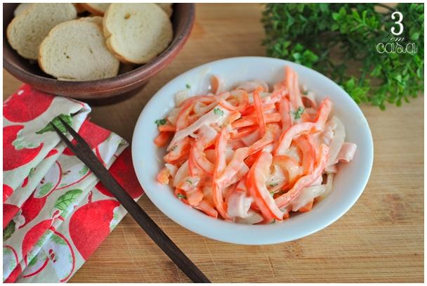 salada de pimentão com cenoura