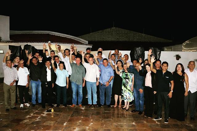 Carlos Brandão, 23 prefeitos e diversas lideranças deixam o PSDB e ingressam no PRB