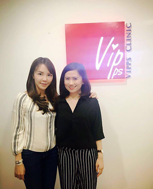 INFINI treatment at VIPPS Clinic, Puchong