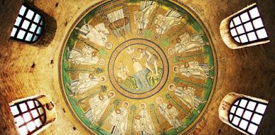 Από τη Ραβέννα στη Ροτόντα μετακομίζουν εντυπωσιακά βυζαντινά ψηφιδωτά