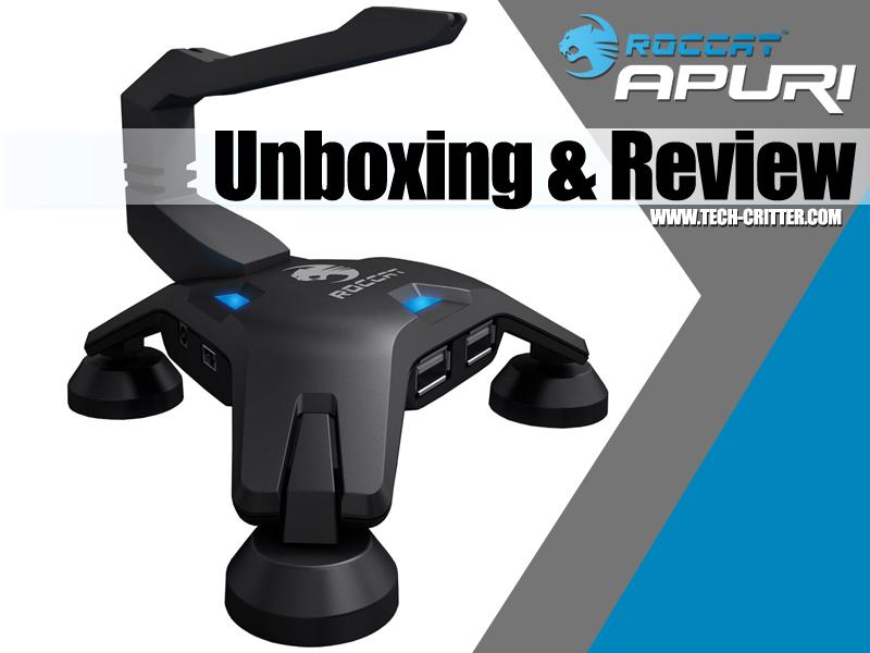 Unboxing & Review: ROCCAT Apuri 33
