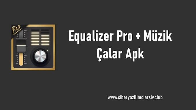 Equalizer + Pro   Müzik Player Full