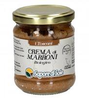 Prodotti tipici toscani - Crema di Marroni del territorio toscano. Da provare.