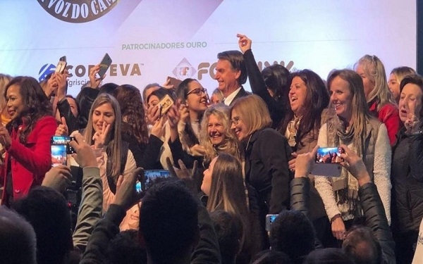 Quantas mulheres terá o Governo de Bolsonaro? (Imagem: Reprodução/Internet)