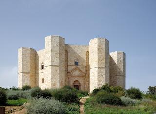 The Castel del Monte, outside Andria