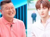 Kang Ho Dong dice que su hijo tiene esto en común con Hwang Minhyun de NU'EST