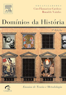 livro domínios da história