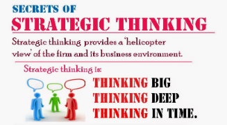 Image of Secrets of strategic thinking, Benefits of strategic thinking, SWOT analysis, PEST analysis, Characteristics of a strategic thinker, Value of strategic thinking, Strategic management,