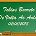 Aulas da rede municipal e estadual retornam nesta segunda-feira dia 04 em Tobias Barreto