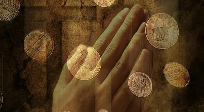 Молитвы на деньги