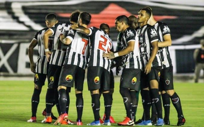 Botafogo-PB enfrenta o Santa Cruz em Pernambuco na busca de selar vaga na próxima fase da Série C