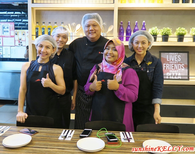 Making It Great Challenge at Pizza Hut Malaysia