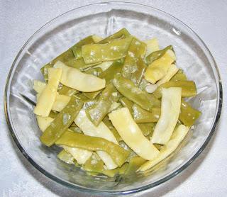 salate, garnituri, salata de fasole pastai, retete, salata asortata de fasole pastai, retete culinare, retete vegetariene,