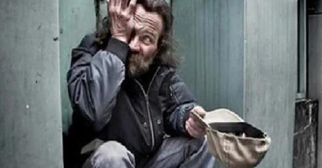 Бездомный нашел на мусорке документы и направление на важную операцию.