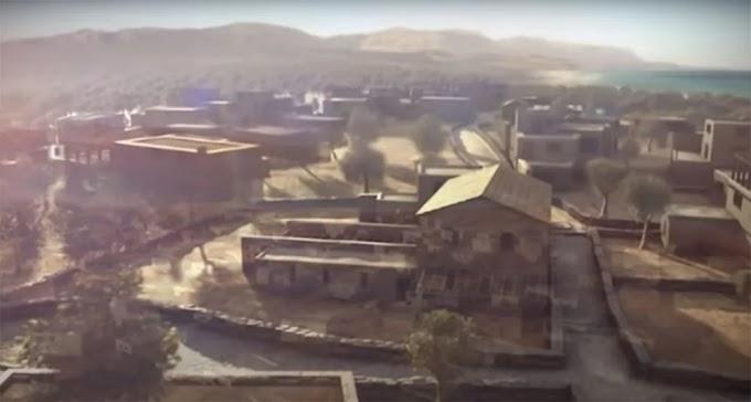 Ταξίδι στην χαραυγή του δυτικού Πολιτισμού: Λακωνική πόλη κάτω από τα κύματα πριν 5000 χρόνια [εκπληκτική αναπαράσταση]