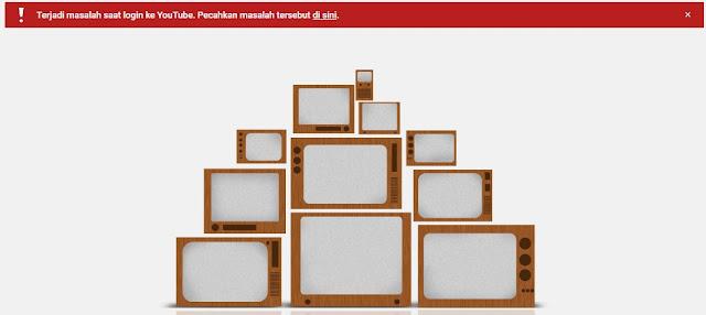 Youtube Error Tidak Bisa Berganti Channel Brand 26 Maret 2020