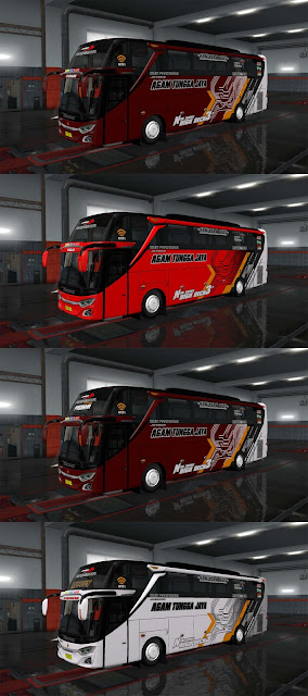 Skin Pack Agam Tungga Jaya by Raditya M For Shd Adudu Rk8 edit Diny