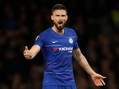 Chelsea won't let Giroud leave without replacement, says Morris