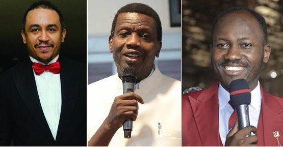 """Is Pastor Adeboye God?"" — Daddy Freeze replies Apostle Suleman"