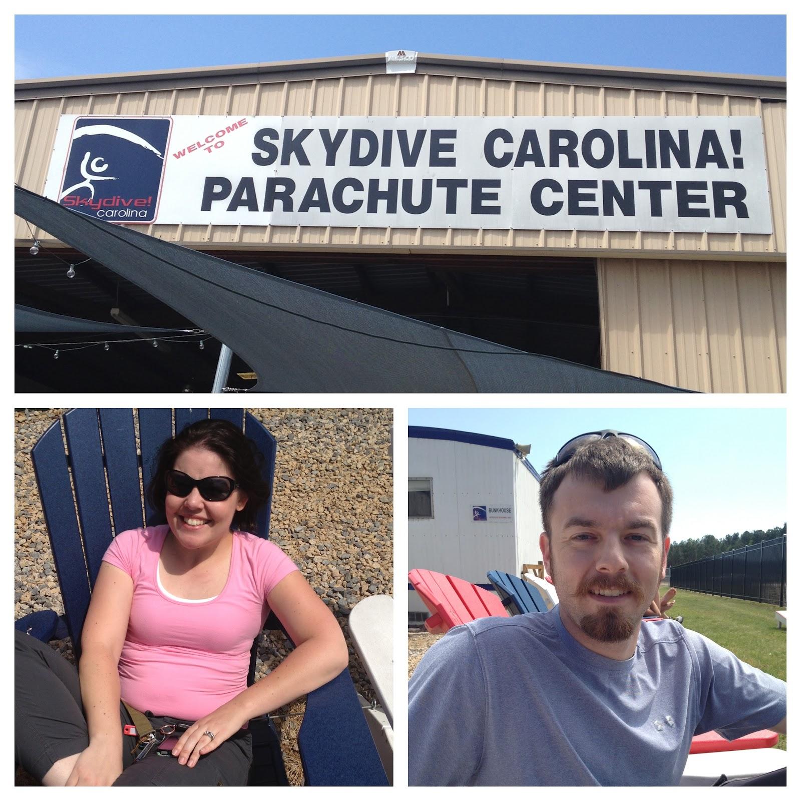Sky Diving [Weekend Recap at High-Heeled Love]