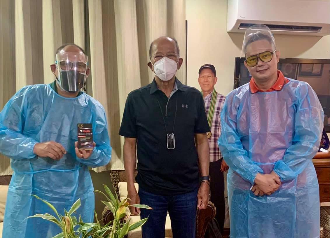 covid treatment philippines