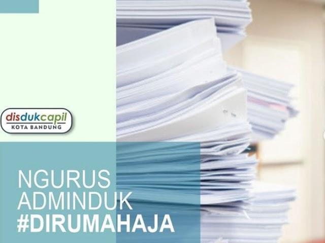 Ini Cara Ubah Data Dokumen Kependudukan di Disdukcapil Kota Bandung Melalui E-mail