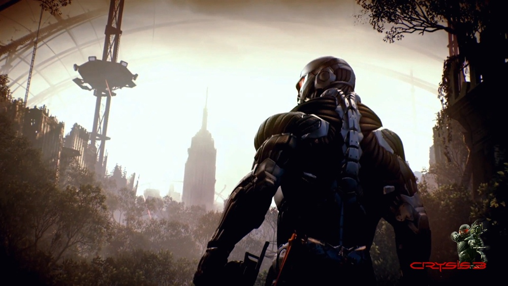 Crysis 3 PC Download Poster