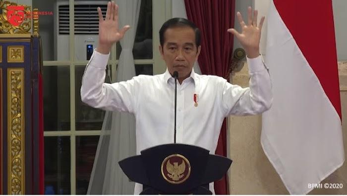 Jokowi Sentil Kemenkes: Anggaran Rp75 Triliun Baru Keluar 1,35 persen, Coba!
